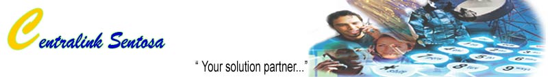 PT CENTRALINK SENTOSA-YOUR SOLUTION PARTNER